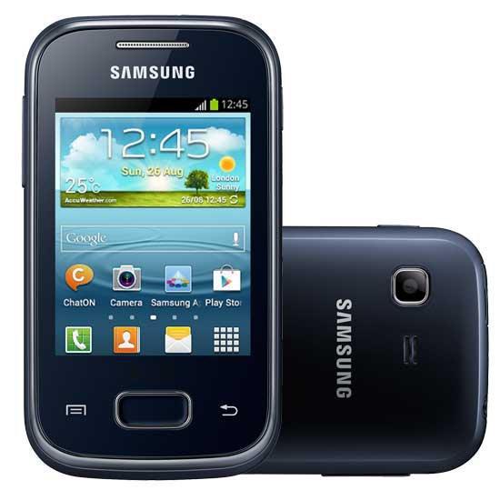 Smartphone Samsung Galaxy Pocket Plus S5301 Desbloqueado 3G Quadriband TIM