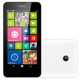 Smartphone Nokia Lumia 630, 3G, TV Digital, Windows Phone 8.1, Dual SIM, Branco