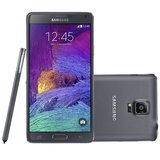Smartphone Samsung Galaxy Note 4, 4G, Android 4.4, C�mera 16MP, 32GB - N910C