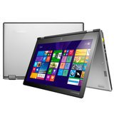 Notebook 2 em 1 Lenovo Yoga 2, Intel Core i3, 4GB RAM, 500GB HD, Touch, W8.1