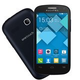 Smartphone Alcatel One Touch POP C3, Android 4.2, 3G, Dual Chip, Preto - OT4033E