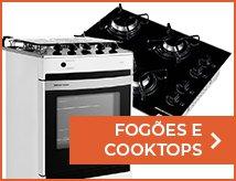 Fogões e Cooktops