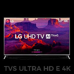 TVS Ultra HD e 4K