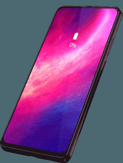 Hyper carregamento MotorolaOne Hyper