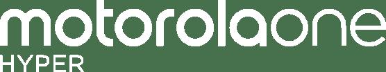 Logotipo MotorolaOne Hyper