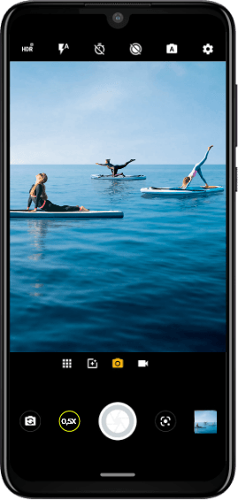 Motorola Moto Zoom