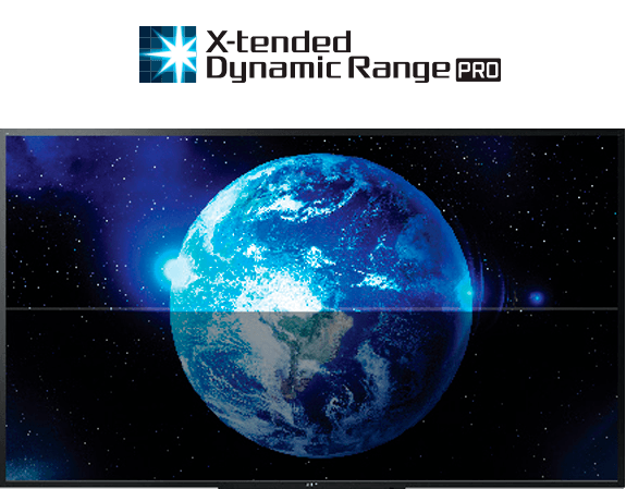 X-tended Dynamic Range pro