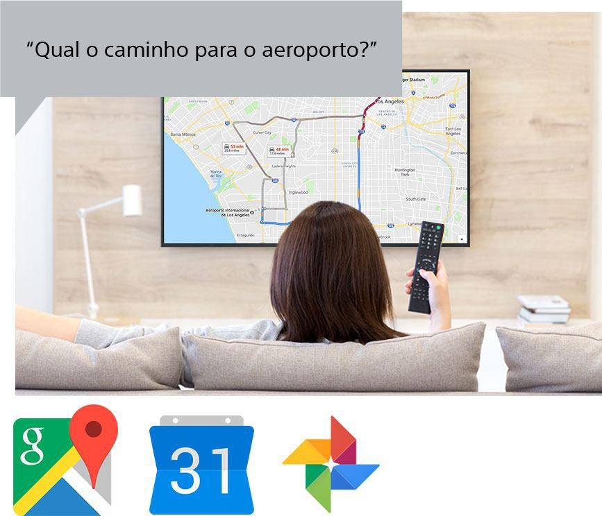 Qual o caminho para o aeroporto?