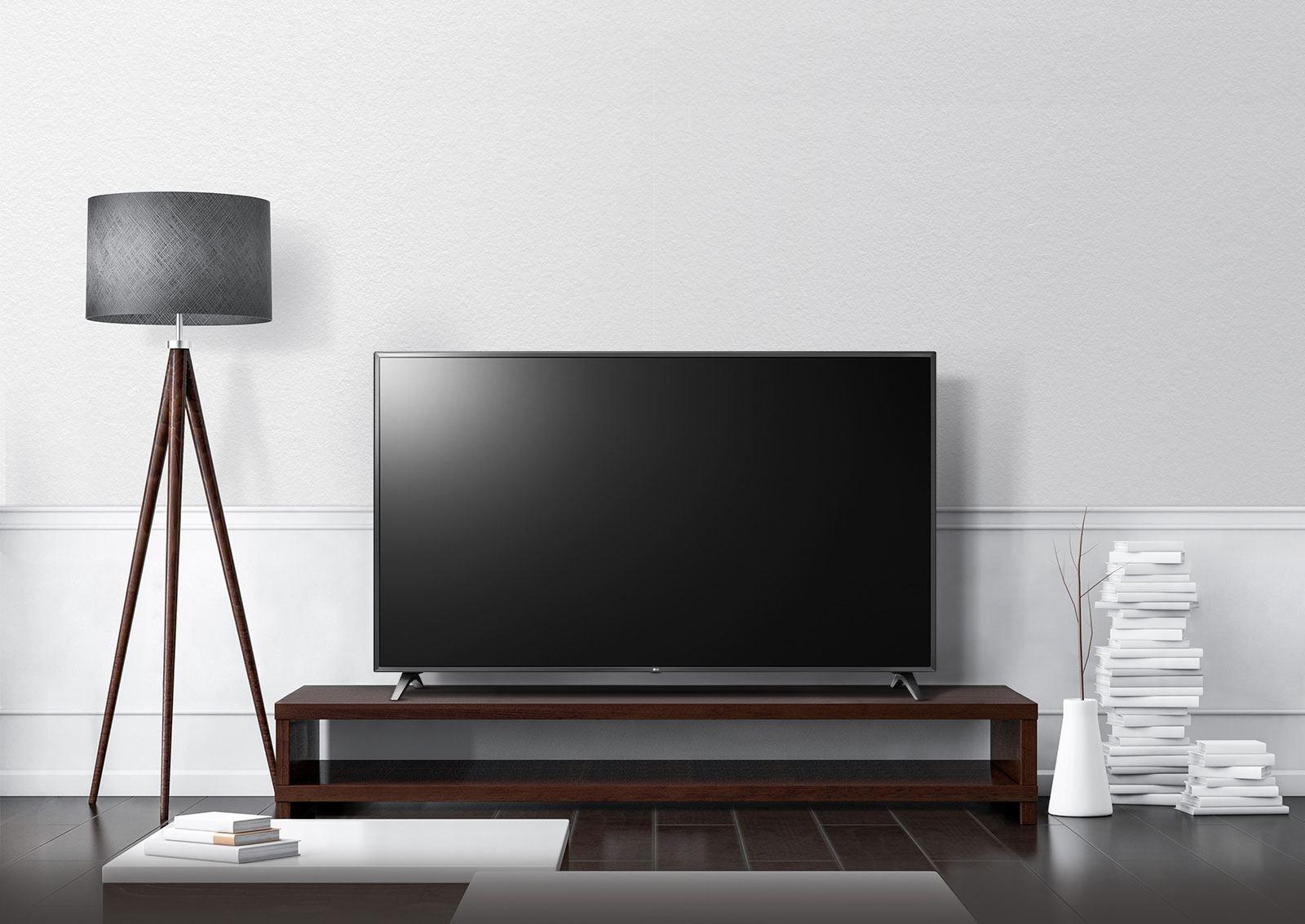 TV com Design simples porém requintado