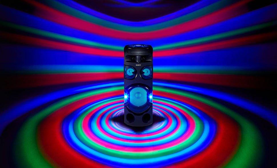 Luz de festa 360
