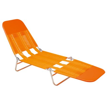 Cadeira Espreguiçadeira Mor Vinil Fashion 2411