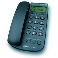 Telefone Santel Alpha 400 C/Id Grafite