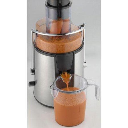 Slow Juicer Mondial Ou Cadence : Centrifuga de Frutas Juicer Plus JCR400 - Cadence - Colombo