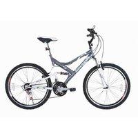 Bicicleta 26 Skinny Top Dupla Suspensão - Houston