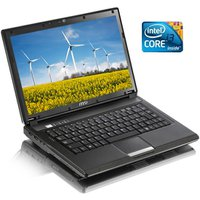 Notebook MSI CR420 com Processador Intel Core i3 - 370 (2.40GHz) 2GB RAM - MSI
