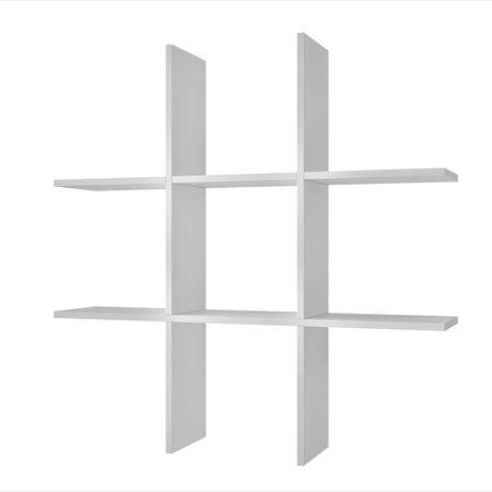 Estante Hashtag BX 21 - BRV Móveis