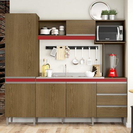 Cozinha Compacta Vitória 318 - Soluzione