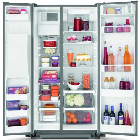 Refrigerador / Geladeira Brastemp Side By Side, Frost Free, 560 litros - BRS62CB