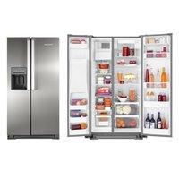 Refrigerador / Geladeira Brastemp Side By Side, Frost Free, 560 L - BRS62CR
