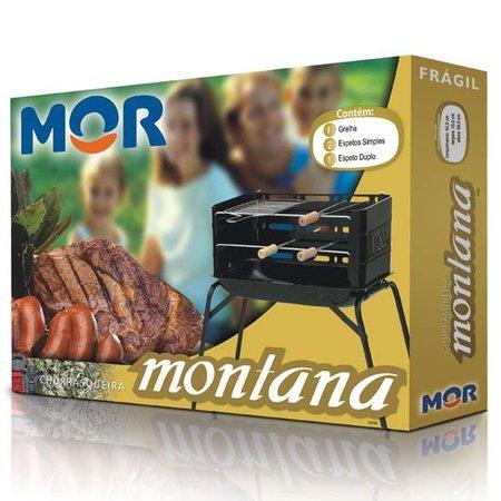 Churrasqueira Montana 3005 - Mor