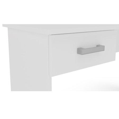 Mesa Escrivaninha Politorno Fênix, 1 Gaveta - 1181