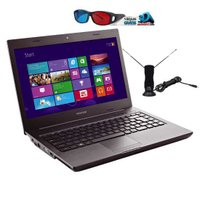 Notebook Positivo 3D Unique, Intel Celeron, 4GB RAM, 500GB HD, Windows 8 - S2065
