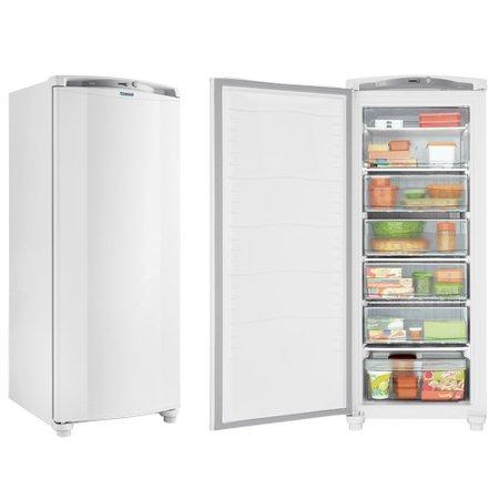 Freezer Vertical Consul 1 Porta, 231 Litros com Porta Reversivel - CVU26EB