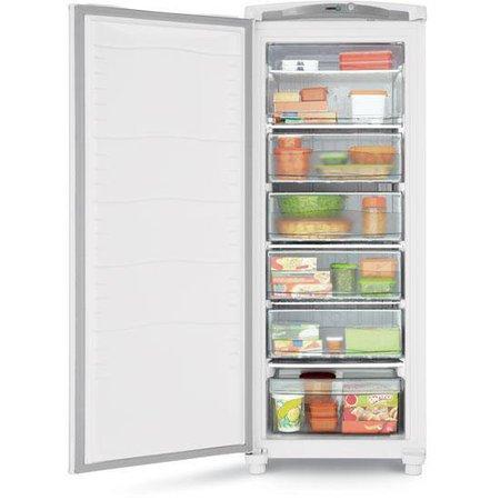 Freezer Vertical Consul 1 Porta, 231 Litros, Porta Reversível - CVU26EB