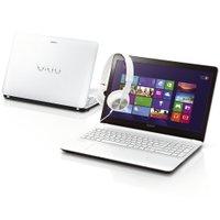 Notebook Sony Vaio 15E, Intel Core i5, 4GB RAM, 750GB HD, Windows 8 -SVF15213CBW