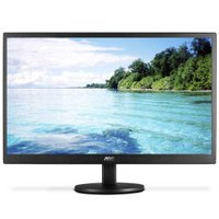 Monitor AOC, 18.5'', LED, HD - E970SWNL