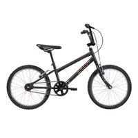 Bicicleta Caloi Expert, Aro 20, Quadro Aco Carbono, Preta