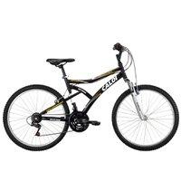 Bicicleta Caloi Andes, Aro 26, Quadro Aço Carbono e Suspensão Dianteira