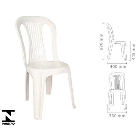 Cadeira Bistrô Ponte Nova - Antares