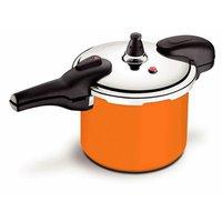 Panela de pressão laranja 20570/420 - Tramontina