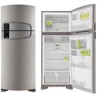 Refrigerador / Geladeira Consul Frost Free, 2 Portas, 405 Litros, Evox - CRM51AK