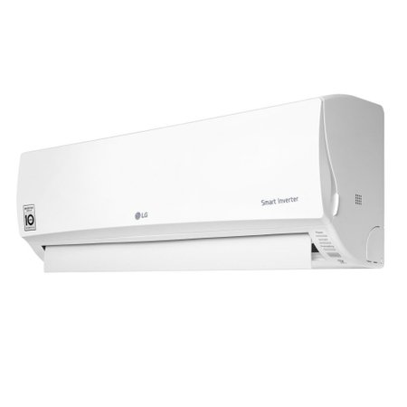 Ar Cond LG Smart Inverter 11500 BTUs Frio 220V US-Q122HSG3