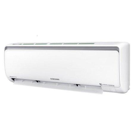 Ar-Condicionado Samsung Split Digital Inverter 8 Polos, Quente e Frio, 18000 BTUs - AR18MSSPBGMXAZ