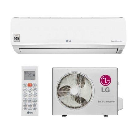 Ar Condicionado LG Smart Inverter, 22000 BTUs, Frio - USUQ242CSG3