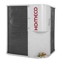 Ar Condicionado Split Piso Teto Komeco 36000 BTU Frio 220V