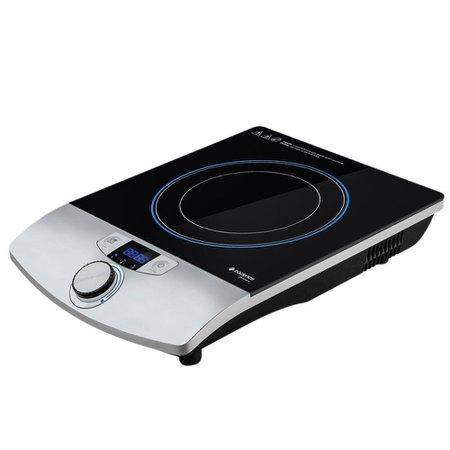 Cooktop Cadence Gourmet 1 Boca, Vidro Preto, Indução - FOG600