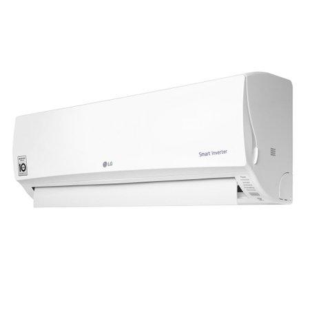 Ar Condicionado Split LG Smart Inverter, Quente e Frio, 11500 BTUs - US-W122HSG3