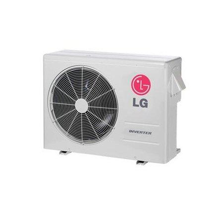 Ar Condicionado Tri Split LG Inverter, Quente e Frio, 2x12000 BTU+1x9000 BTU