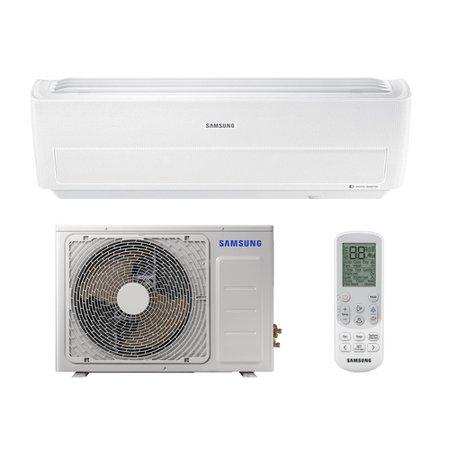 Ar Condicionado Split Hw Samsung Wind Free 12000 Btu Fr Inverter - AR12MVPXAWKXAZ
