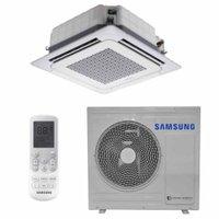 Ar Condicionado Split Cassete 4 Vias Digital Inverter 24000 BTUs Quente/Frio Samsung AC024