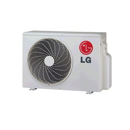 Ar Condicionado Bi Split Inverter 2x12000 BTUs LG Quente/Frio A2UW16GFA2