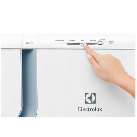 Refrigerador Electrolux Degelo Autolimpante 240 Litros Branco 1 Porta RE31