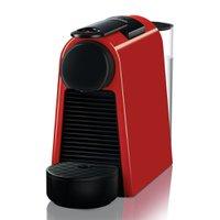 Máquina de Café em Cápsulas Nespresso Essenza Vermelha Mini, 19 Bar Expresso