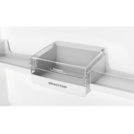 Refrigerador Brastemp 2 Portas Branco 375L Frost Free