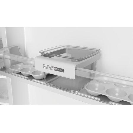 Refrigerador / Geladeira Brastemp 2 Portas Branco 375L Frost Free