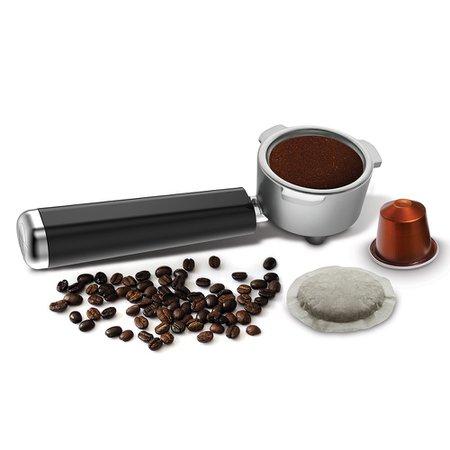 Cafeteira Espresso PrimaLatte II Preto/Vermelho - Oster